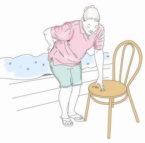 Болит поясница с левой стороны и температура