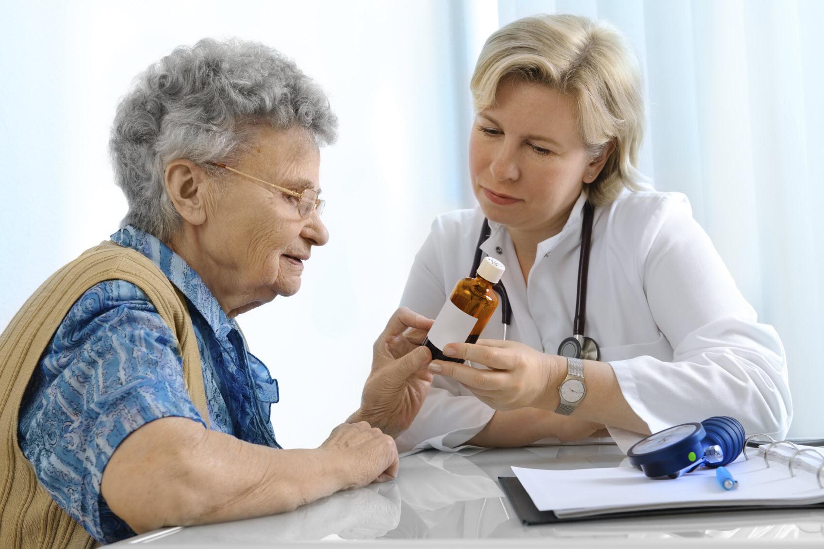 диета при диарее у пожилых