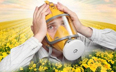 Заболевание аллергия. Озон – помощник.