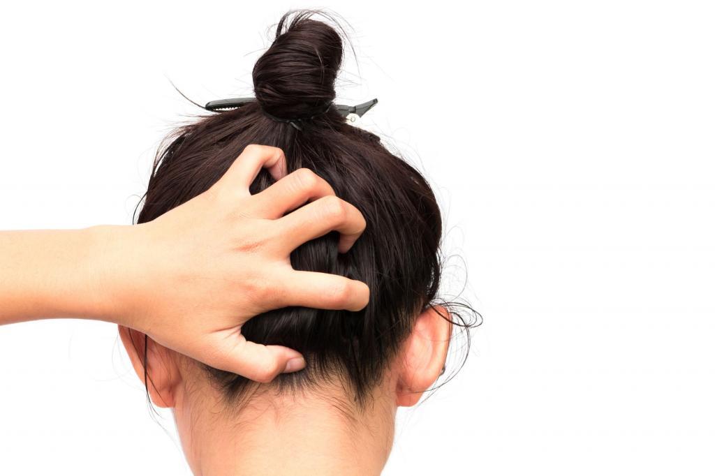 Если болят волосы