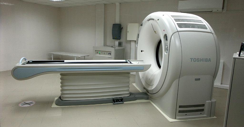 О компьютерной томографии легких