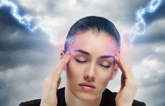 Как помочь себе при мигрени?