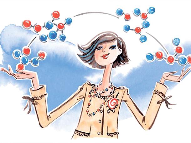 В школе на уроках биологии при изучении строение белков, становится ясно, что он имеет четвертичную структуру