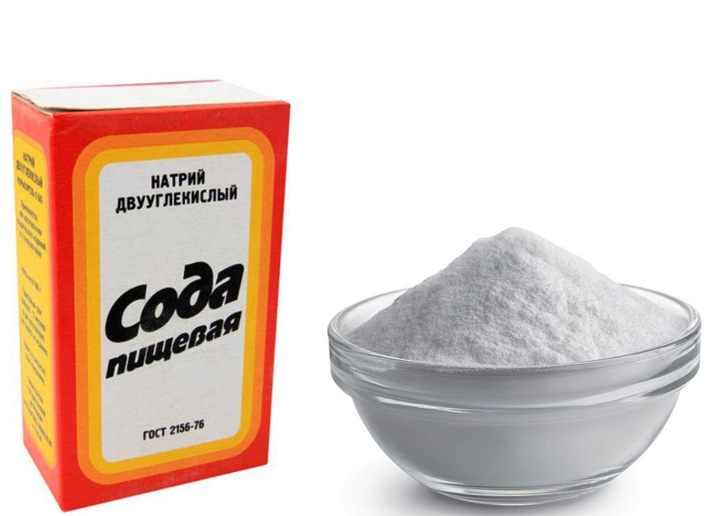 Лечение псориаза пищевой содой: рецепты использования
