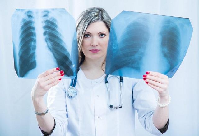 Пневмония и туберкулез