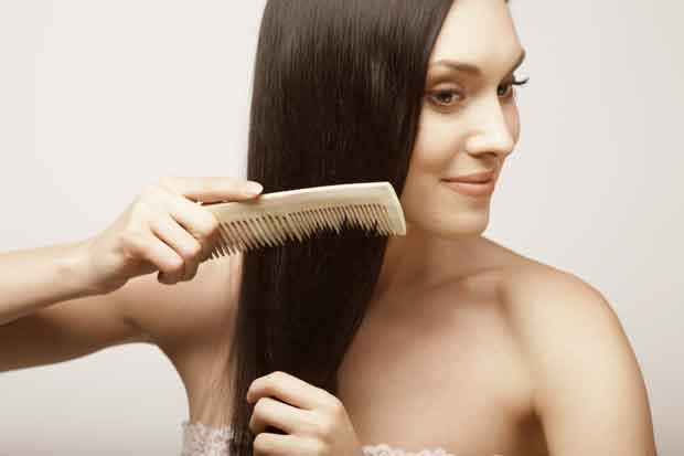 Маска для волос с корнем лопуха